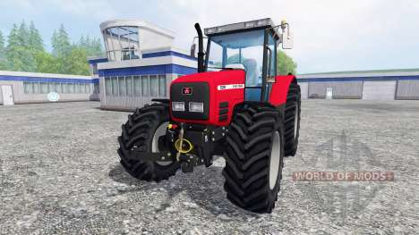 Massey Ferguson 6290 для Farming Simulator 2015