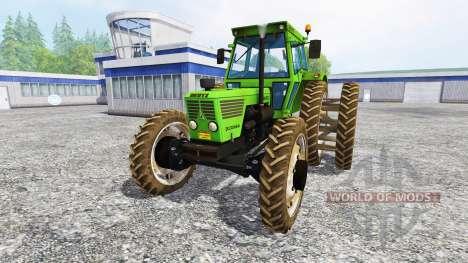 Deutz-Fahr D 13006A для Farming Simulator 2015