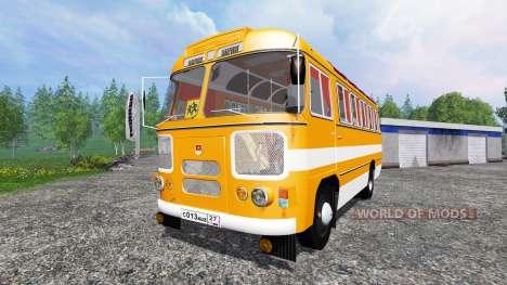 ПАЗ-672М для Farming Simulator 2015
