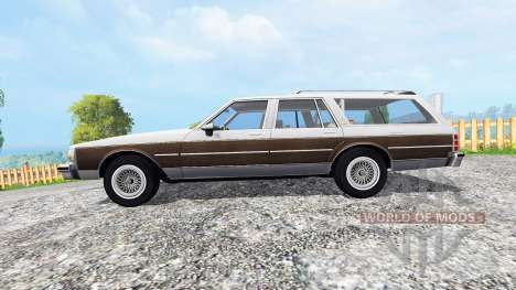 Chevrolet Caprice Station Wagon для Farming Simulator 2015