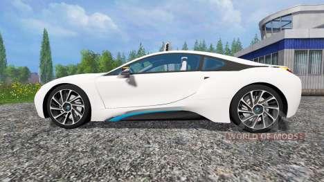 BMW i8 eDrive для Farming Simulator 2015