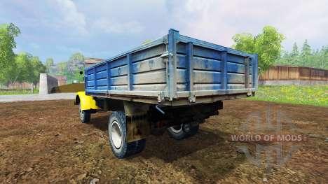 ГАЗ-51 v4.0 для Farming Simulator 2015