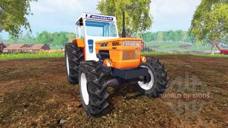 Fiat 1000 super v2.2 для Farming Simulator 2015