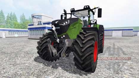 Fendt 1050 Vario [washable] для Farming Simulator 2015