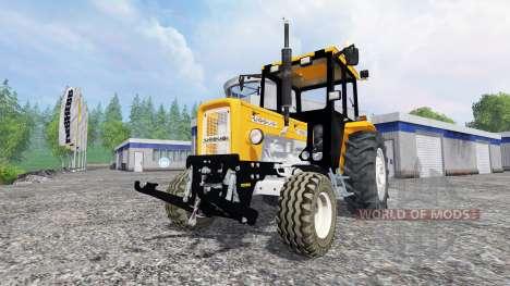 Ursus C-360 3P [Rolnik 277] для Farming Simulator 2015