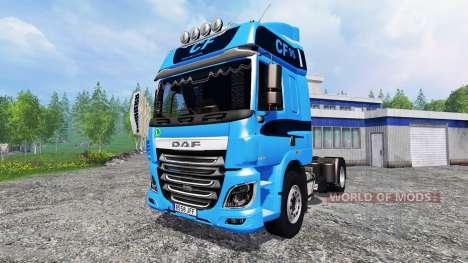 DAF CF95 для Farming Simulator 2015