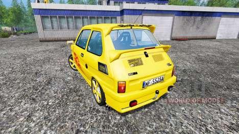 Fiat 126p [tuning] для Farming Simulator 2015