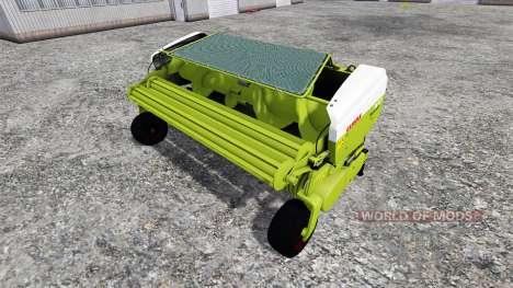 CLAAS PU 300 HD для Farming Simulator 2015