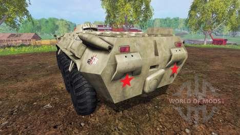 ГАЗ-5903 (БТР-80) для Farming Simulator 2015