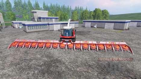 Kemper Cutter Study 2020 v2.0 для Farming Simulator 2015