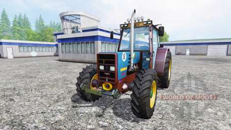 Buhrer 6135A Sport для Farming Simulator 2015