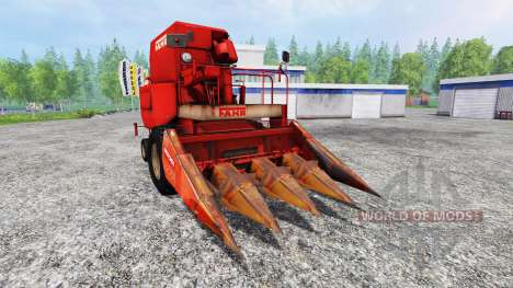 Fahr M66 [cutter maize] для Farming Simulator 2015