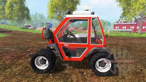 Reform Metrac H6 v1.0 для Farming Simulator 2015