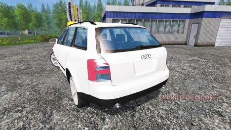 Audi A4 Avant (B6) для Farming Simulator 2015