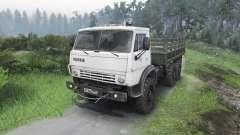 КамАЗ-4310 [03.03.16] для Spin Tires