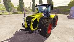CLAAS Xerion 5000 Trac VC v2.0 для Farming Simulator 2013