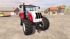 Steyr CVT 6170 FL для Farming Simulator 2013