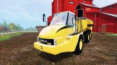 Caterpillar 725A [manure spreader] v2.0