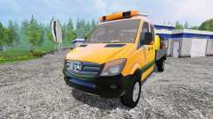 Mercedes-Benz Sprinter 316 Service