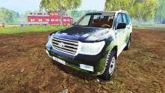 Toyota Land Cruiser 200 [Bergwacht Alpenberg]
