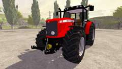 Massey Ferguson 6480 v1.0 для Farming Simulator 2013