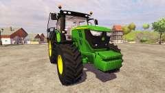 John Deere 6170R для Farming Simulator 2013