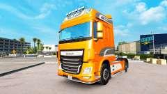 DAF XF Euro 6 для American Truck Simulator