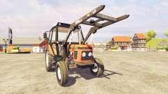 Zetor 5211 FL для Farming Simulator 2013