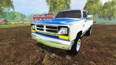 Dodge D-250 1992