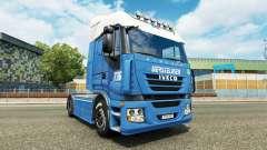 Скин Versteijnen на тягач Iveco для Euro Truck Simulator 2