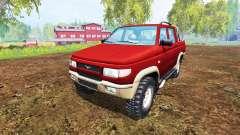 УАЗ-2362 v2.0