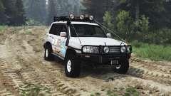 Toyota Land Cruiser 105 [25.12.15] для Spin Tires