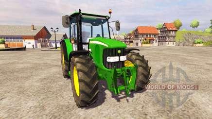 John Deere 5100R для Farming Simulator 2013