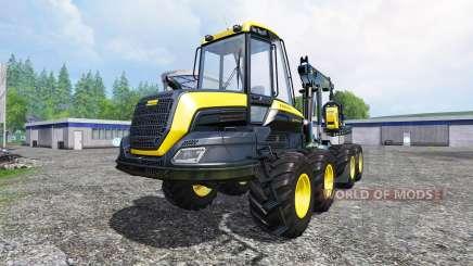 PONSSE Bear 8W v0.1 для Farming Simulator 2015