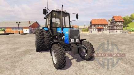МТЗ-1025 Беларус v1.1 для Farming Simulator 2013
