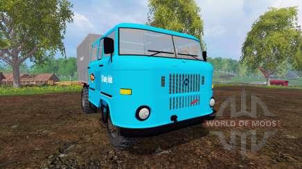 IFA W50L Service для Farming Simulator 2015