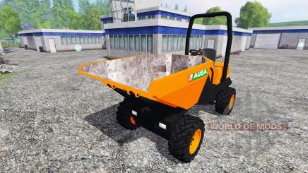 Ausa D 350 AHG для Farming Simulator 2015