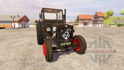 IFA 0140 Pioneer RS v2.0 для Farming Simulator 2013