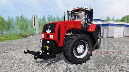 Беларус-3522 [twin wheels] v1.1 для Farming Simulator 2015