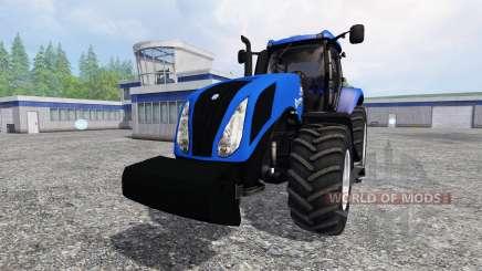 New Holland T8.270 для Farming Simulator 2015
