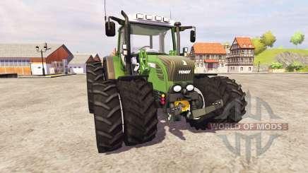 Fendt 312 Vario TMS v2.0 [white] для Farming Simulator 2013