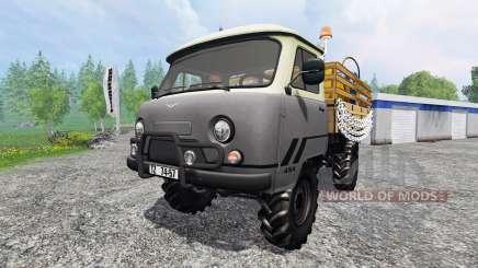 УАЗ-452 для Farming Simulator 2015