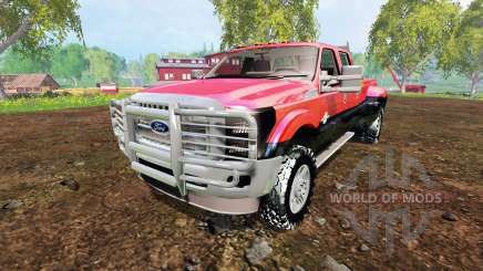 Ford F-450 Dually для Farming Simulator 2015