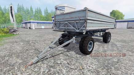 Gruber HW 80.11 1979 для Farming Simulator 2015