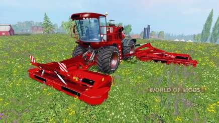 Krone Big M 500 [red] для Farming Simulator 2015