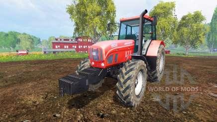 Ursus 1934 для Farming Simulator 2015