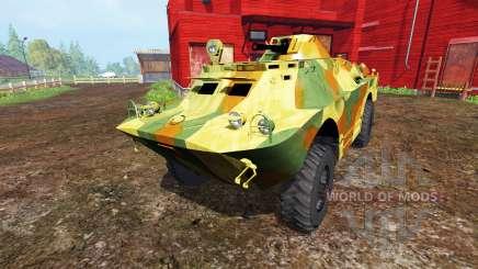 БРДМ-2 v0.1 для Farming Simulator 2015