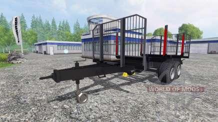 Brantner Rungen [autoload] v1.3 для Farming Simulator 2015