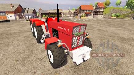 Fortschritt Prototype для Farming Simulator 2013