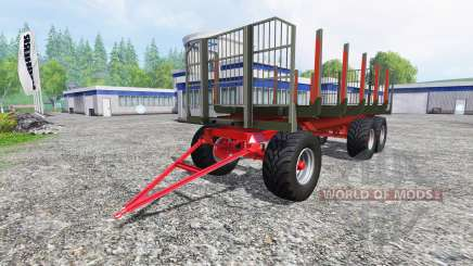Kroger Timber для Farming Simulator 2015